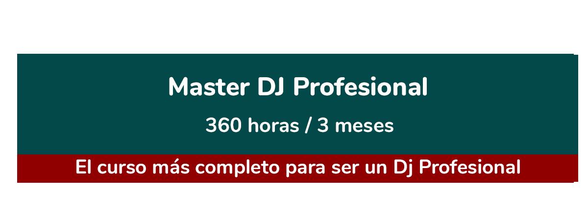 Master Dj Profesional