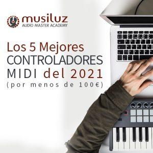 Los 5 mejores teclados MIDI por menos de 100€